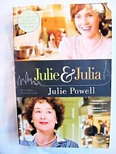 Julie and Julia : My Year of Cooking Dangerously by Julie Powell, 2009 Paperback