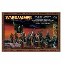 DARK ELF BLACK ARK CORSAIRS  - WARHAMMER FANTASY - GAMES WORKSHOP