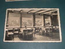 Sonthofen Gasthaus Allgäuer Berghof 1940 Innenansicht