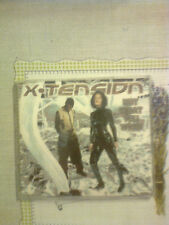X TENSION - NOT WHAT YOU THINK  -  6 TRACKS -  CD