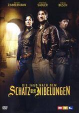 Die Jagd nach dem Schatz der Nibelungen  *DVD *  mit Benjamin Sadler NEU / OVP
