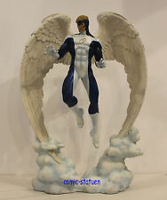 HARD HERO MARVEL ANGEL DEALER EXCLUSIVE BLUE / BLAUE VERSION RESIN STATUE FIGUR