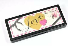 Too Faced LOVE Palette Passionately Pretty Eye Shadow Collection 15 Shades BNIB