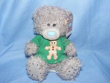 Me to You Bear In Gingerbread Jumper G01W3894 Tatty Teddy Christmas Present Gift