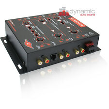 Cadence CXR7 Car Audio 3-Way Electronic Crossover w/ 7 Volt Line Driver  New