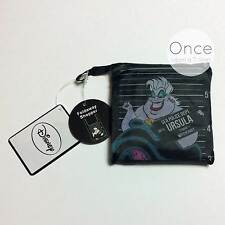 DISNEY Villains URSULA Fold Away Shopper Shopping Tote Bag from Primark