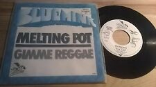 "7"" Pop Blue Mink - Melting Pot / Gimme Reggae GULL REC Testpressing"