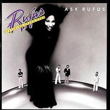 Ask Rufus by Rufus & Chaka Khan (CD, Mar-1992, MCA (USA))