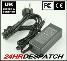 HP COMPAQ 2210b 2510p 2710p 6720s 6720t 6830s REPLACEMENT CHARGER + LEAD