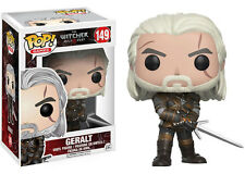 FIGURE THE WITCHER 9 CM 2 3 WILD HUNT GERALT OF RIVIA FUNKO POP VIDEOGAME GAME 1