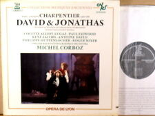 3 LP BOX ERATO Charpentier DAVID & JONATHAS Corboz ALLIOT-LUGAZ JACOBS STU-71435