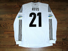 Reus Germany DFB Shirt Jersey Player Issue Match Un Worn Spielertrikot