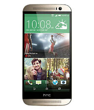 Imported Brand New HTC ONE M8 | 2GB | 32GB | Gold Colour | Marshmallow Update