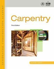 Residential Construction Academy: Carpentry, Vogt, Floyd, Acceptable Book