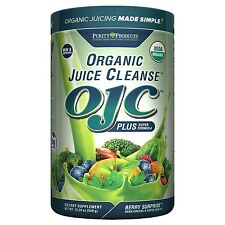 Purity Products - Certified Organic Juice Cleanse - (OJC) Plus - Berry Surpri...