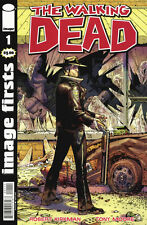 WALKING DEAD #1 Image Firsts Variant Robert Kirkman AMC NM Unread before Negan!