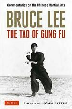 NEW Bruce Lee: The Tao Of Gung Fu by Bruce Y Lee BOOK (Paperback) Free P&H