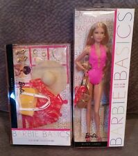 BARBIE BASICS DOLL 2011 Swimsuit Collection 003 MODEL No. 04  & Outfit LOOK 01