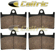 FRONT BRAKE PADS FITS YAMAHA R6 YZFR6 YZF-R6 1999-2016 FRONT BRAKE PADS