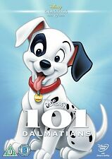 101 DALMATIANS DVD O RING VERSION LIMITED EDITION Dalmations Walt Disney New UK