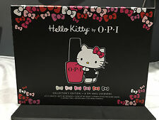 OPI Hello Kitty Collection 2016 Collector's Edition Nail Lacquer Set of 6