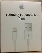 New OEM Authentic Original Apple iPhone 5 5C 5S 6 6plus Lightning USB Data Cable