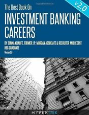 The Best Book on Investment Banking Careers by Donna Khalife (2012, Paperback)
