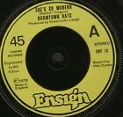 """BOOMTOWN RATS she's so modern 7"""" WS EX/ uk ensign ENY 13"""