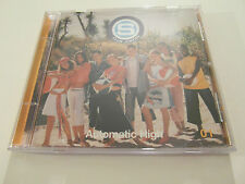 S Club Juniors - Automatic High  (4 x CD Single Disc 01) Used Very Good