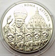 MALTA - ORDER OF 10 LIRAS 2005 POPE JOHN PAUL II THE SWISS GUARD SOLDIERS 39 mm