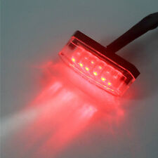 Universal Motorcycle Bike RED LED Rear Marker Brake Tail Light GSE Newest