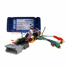 Radio Replacement Adapter Interface & Harness for GMC/Buick/Chevy without Onstar