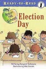 ROBIN HILL SCHOOL Election Day (Brand New Paperback) Margaret McNamara