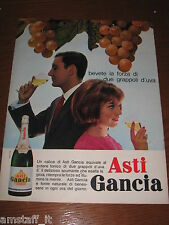 AL10=1963=ASTI SPUMANTE GANCIA=PUBBLICITA'=ADVERTISING=WERBUNG=