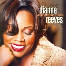WHEN YOU KNOW CD Dianne Reeves