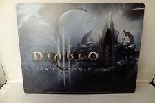 Diablo III Reaper of Souls Edición Coleccionista ratón MAT Totalmente Nuevo Sin Uso