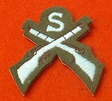 Snipers Qualification Uniform Badge Snipers Badge