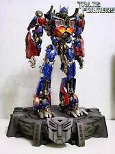 Custom 50CM Resin Base For 3A Transformers Optimus Prime New