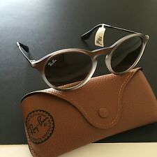 Ray-Ban RB4243 6224/13 Brown Gradients Round Sunglasses Youth Style Italy NWT