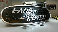 Land Rover Series 2a 3 Cast Aluminium Grill/Grille Tub Badge Replica Solihull