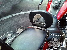 Driver Rider Backrest Yamaha Midnight Star XVS 1300, Vstar XVS1300