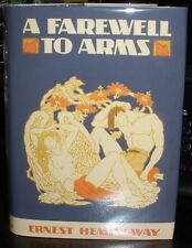 Ernest Hemingway A Farewell To Arms 1929 HC DJ 1st edition first print 1st state