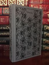 Dracula by Bram Stoker Brand New Deluxe Cloth Bound w/ Ribbon Hardcover Horror
