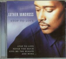 Luther Vandross - Stop To Love - CD - New