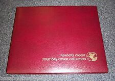 1981-1982 Readers Digest First Day Cover Collection 43 covers! Jackie Robinson