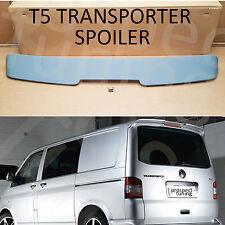 PT VW VOLKSWAGEN T5 TRANSPORTER VAN REAR SPOILER SPORTLINE 2003 - 2015 UK