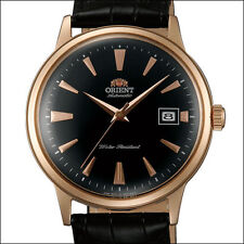 Orient 2nd Generation Bambino Rose Goldtone, Automatic Dress Watch #AC00001B