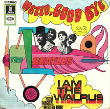 "The BEATLES - Hello, Good Bye / I Am The Walrus * 7"" Vinyl Single"