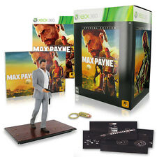 Max Payne 3: Special Edition  (Xbox 360, 2012) collectors