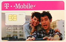 New T-Mobile Sim Card Unactivated  Tmobile 2G/3G/4G Sim T Mobile Sim REPLACEMENT